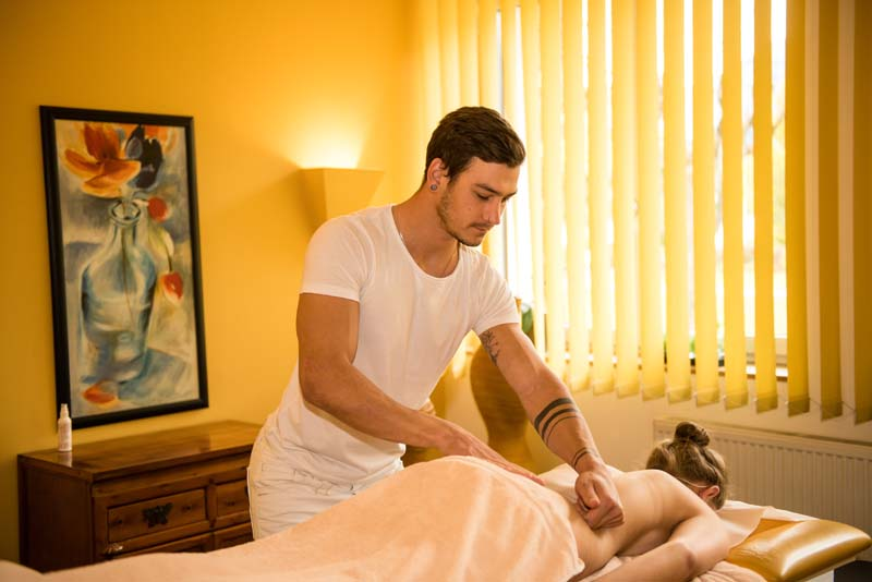 Massage Pinzgau